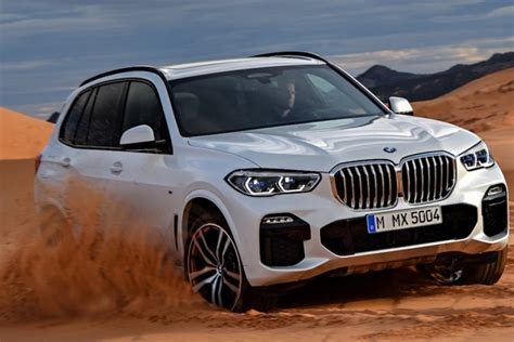 Bmw Suv X5 by Bmw S New X5 Suv Throws A Challenge To Mercedes And