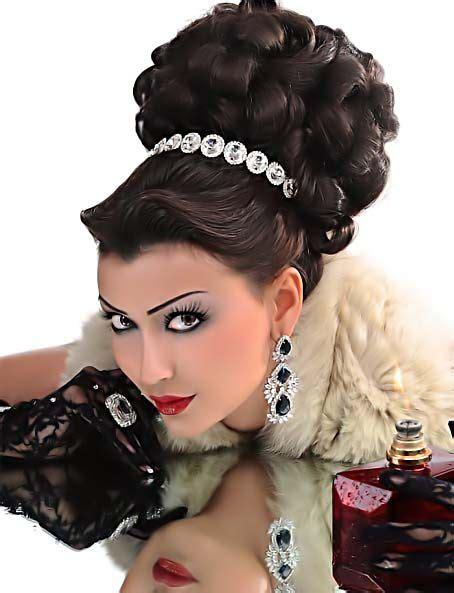 arabic wedding hairstyles amira beauty blog bridal hair