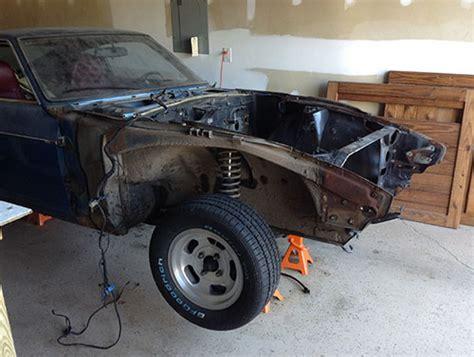Datsun 240z Restoration Parts by Datsun 240z Restoration The Teardown Begins Spannerhead