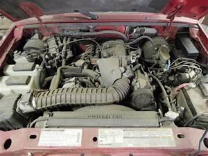 2000 Ford Ranger Engine Motor 4 0l Vin X 99557 Miles  20231747
