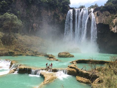 best water filters for water cascada el salto san luis potosi mexico cascada el