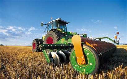 Agricultural Harvest Machinery Autumn Modern 10wallpaper