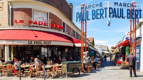 visit  flea market plaine commune grand paris tourist