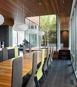 Pendelleuchten Holz Modern : 30 pendelleuchten f rs esszimmer welche einen doppelten zweck haben ~ Frokenaadalensverden.com Haus und Dekorationen
