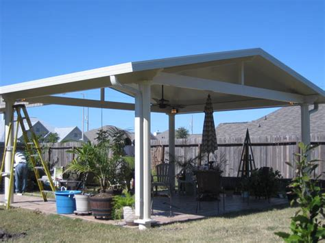 houston metal patio cover in conroe tx lone patio