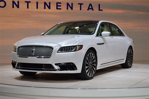 lincoln 2017 car 2017 lincoln continental picture 661833 car review