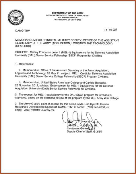 Army Memorandum Template 13 Exle Army Memorandum Sweep18