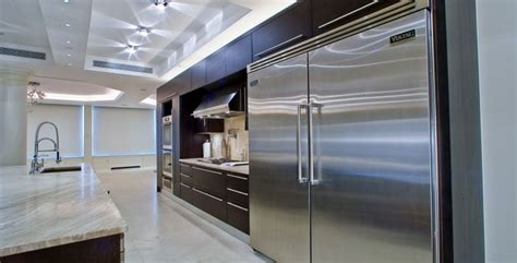 cabinet for kitchen appliances viking all refrigerator and all freezer on west 17th 5057