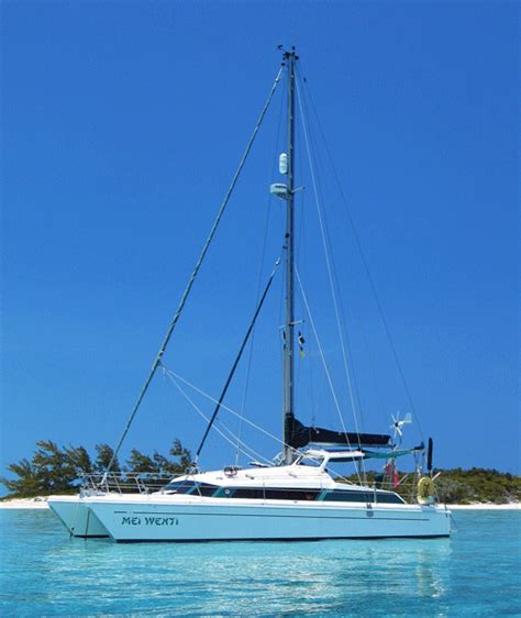 Trimaran Length To Beam Ratio by Popular Multihull Sailing Boats For Cruising