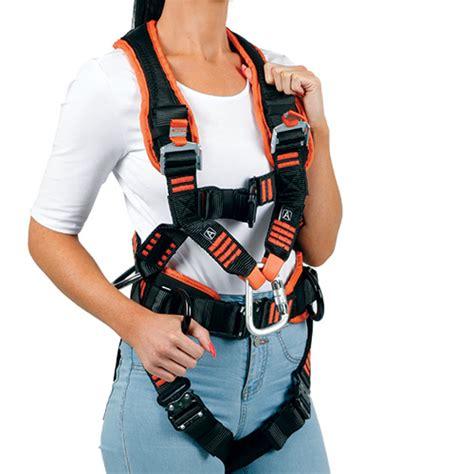 limits fall arrest harness heightsafety gear pty