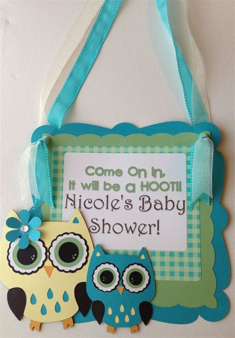 owl baby shower best 25 owl baby showers ideas on