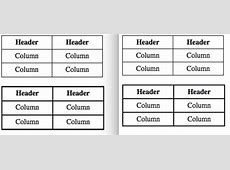 css Thicker outer table border with bordercollapse in