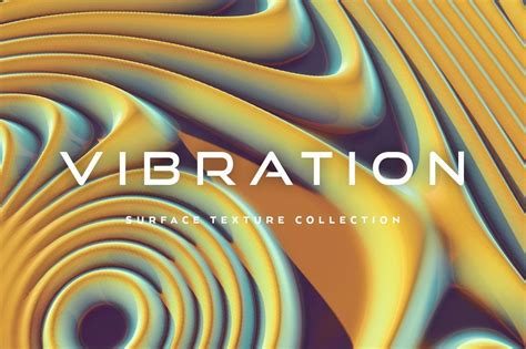 Vibration abstract wavy 3D textures 10 vibrant abstract