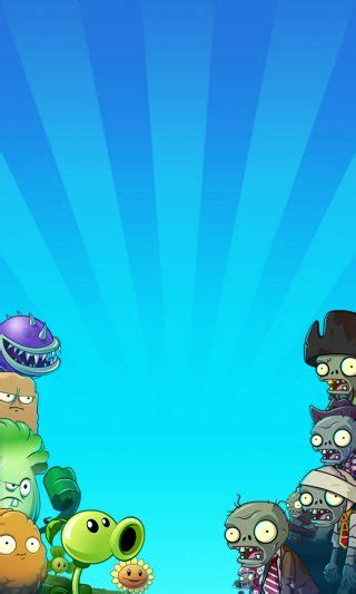 plants  zombies   mobile game ea official site