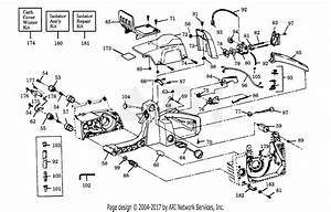 Poulan 3000 Gas Saw Parts Diagram For External Power Unit