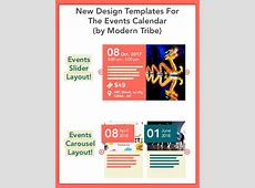 The Events Calendar Shortcode and Templates WordPress