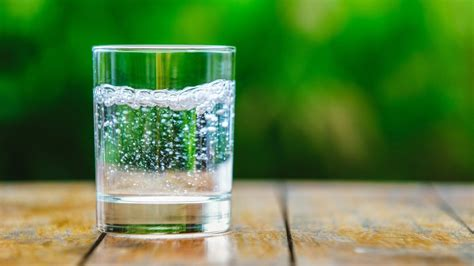 When You Drink Sparkling Water Every Day, This Happens