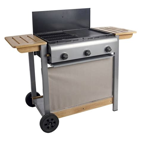 cuisine barbecue gaz barbecue gaz plancha grill cuisine exterieure barbecue