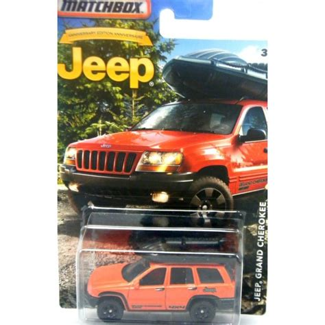 jeep matchbox matchbox jeep collection jeep grand cherokee global