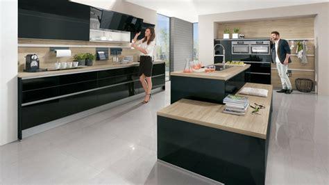 cuisine mi bois cuisine et bois un espace moderne et intrigant