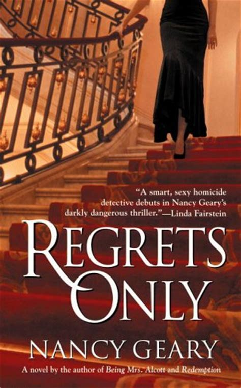 regrets only by geary