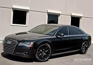 Matte Black Audi S8