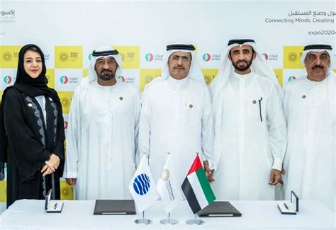 Enoc Appointed As Expo 2020 Dubai's Official Integrated