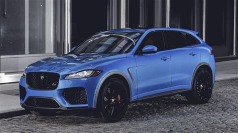 F Pace Hd Picture by 2018 Jaguar F Pace Svr Top Speed