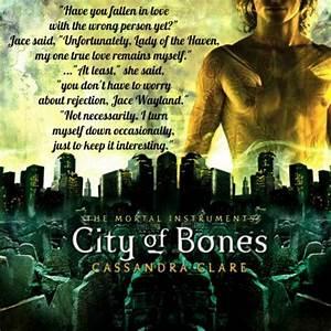 City Of Bones Quotes. QuotesGram