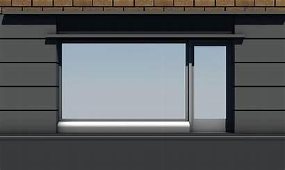 Window Empty Windows Templates Transparent Door Downloads