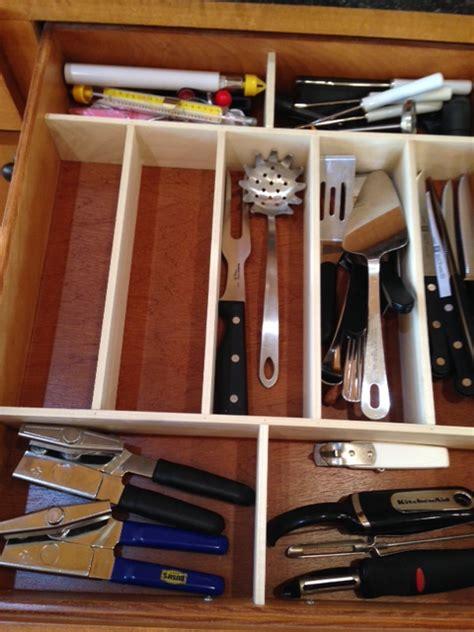 Diy Kitchen Drawer Organizer  Lynn's Kitchen Adventures