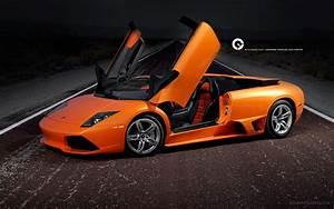 Lamborghini Murcielago Widescreen Wallpaper | HD Car ...