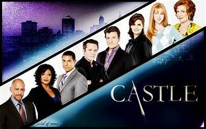 Castle images Castle Cast HD wallpaper and background ...