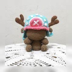 Tony Chopper | Crochet | Pinterest | Choppers and Amigurumi