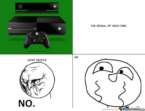 Xbox One By Musclemanftw Meme Center