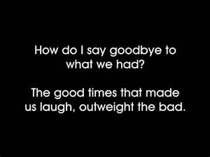 Its So Hard To Say Goodbye To Yesterday by Boyz II Men ...