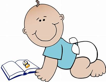 Read Clip Clipart Babies Clker