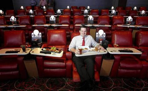 Theatre With Reclining Chairs Nyc by Amc Theaters Is Installing Reclining Chairs In 5 000