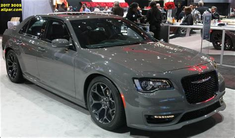 2015-2017 And 2019 Chrysler 300c, 300s, And 300 Cars