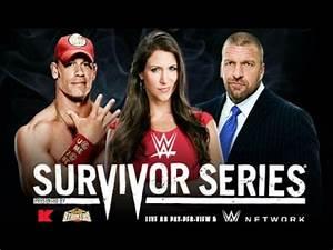 Jon's Rant Ep:02 (WWE Survivor Series) Fallout - YouTube