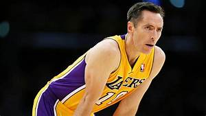 Steve Nash of Los Angeles Lakers announces retirement ...