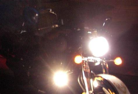 Night Photo Motorcycle Night Riding Motorcycle Night