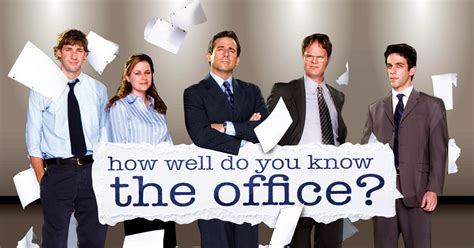 """How Well Do You Know """"The Office""""? 