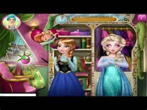 Frozen Elsa Baby Birth Games