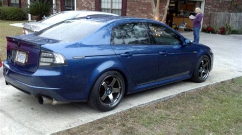 acura tl type s custom custmod cars pictures