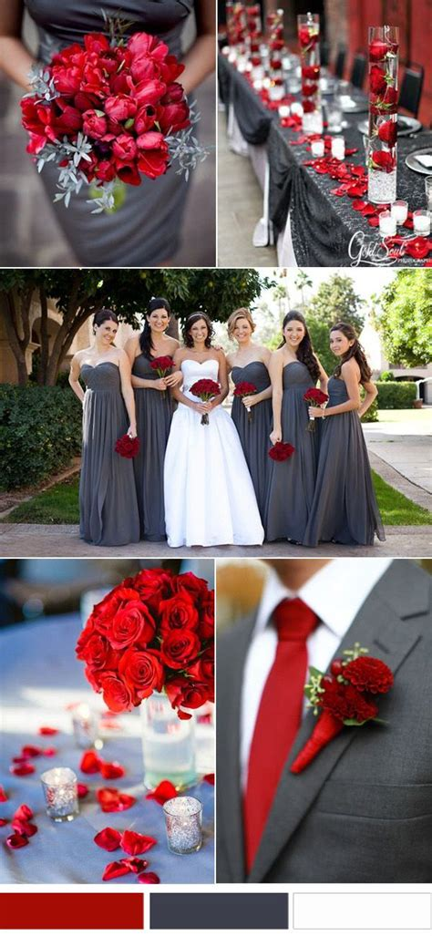 9 most popular wedding color schemes from pinterest to