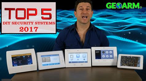 Best Diy Home Security Systems  Top 5 Review 2017  Youtube