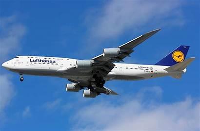 747 Boeing Lufthansa 800 Plane Fotos