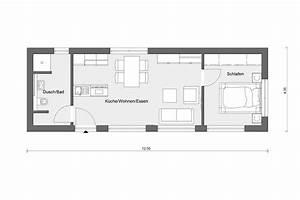 Flying Spaces Preis : minihaus mit 50 m wohnfl che schw rerhaus ~ Udekor.club Haus und Dekorationen