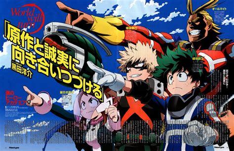 The first three episodes of season 5 of the expanse will drop on amazon video on dec. Colección Anime - My Hero Academia - 5 Posters - $ 450,00 en Mercado Libre